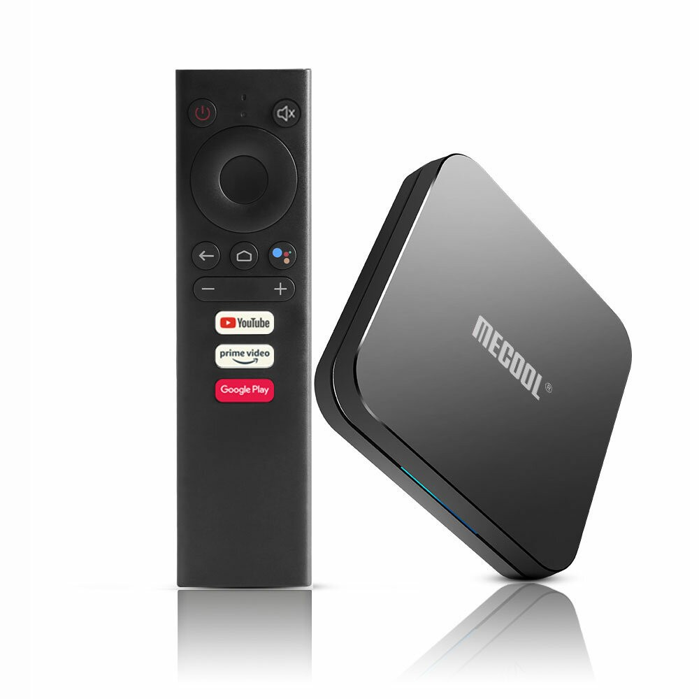 Mecool KM9PRO DeLuxe 32gb, TV Box 4K Android