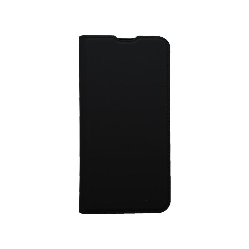 Knižkové puzdro Metacase Samsung Galaxy A40 čierne