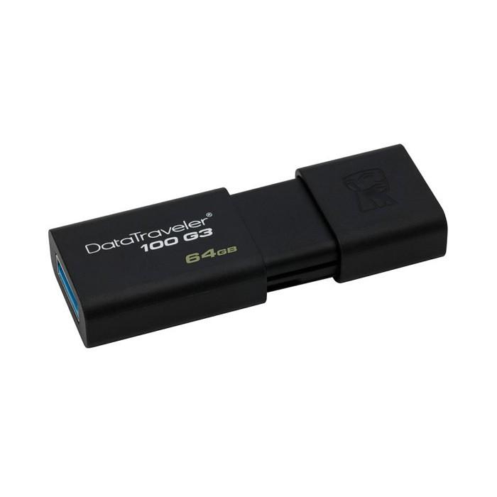 USB kľúč Pendrive Kingston DT100G3 64 GB