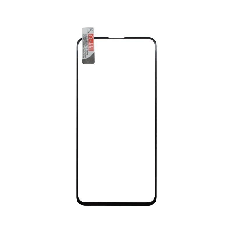 Ochranné Q sklo Samsung Galaxy S10e čierne, 3D fullcover