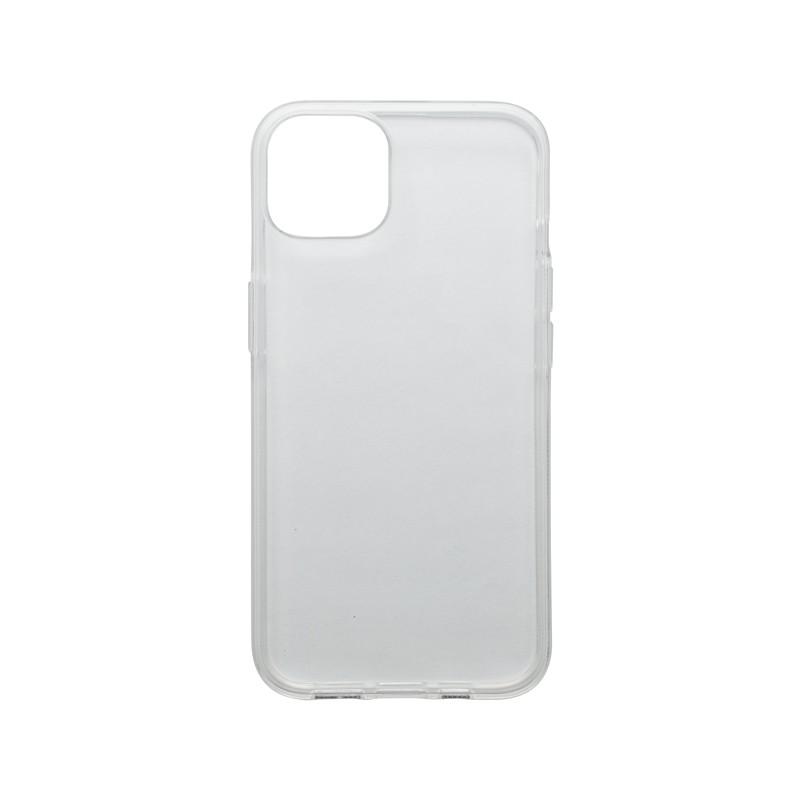 mobilNET silikónové puzdro iPhone 13 Pro Max, priehľadné, Moist 1.2mm