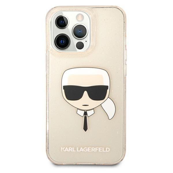 Karl Lagerfeld puzdro na iPhone 13 Pro Max, KLHCP13XKHTUGLGO