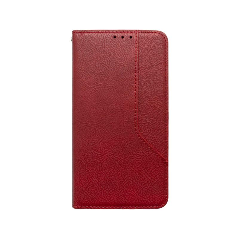 iPhone 12 mini hnedé magnetické knižkové puzdro