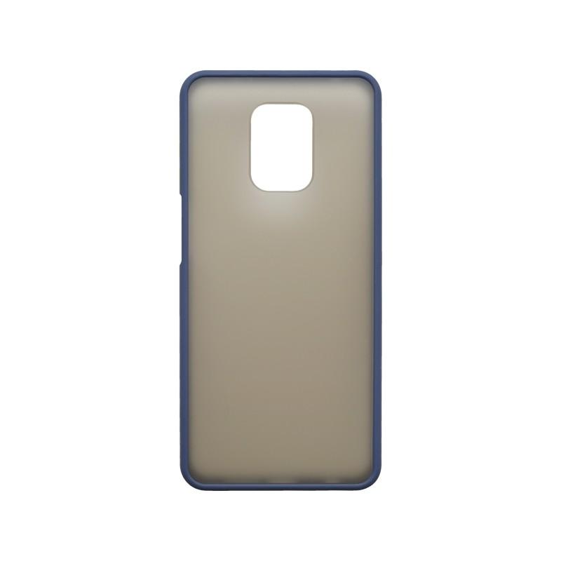 mobilNET plastové puzdro Xiaomi Redmi Note 9 Pro, Season, modré