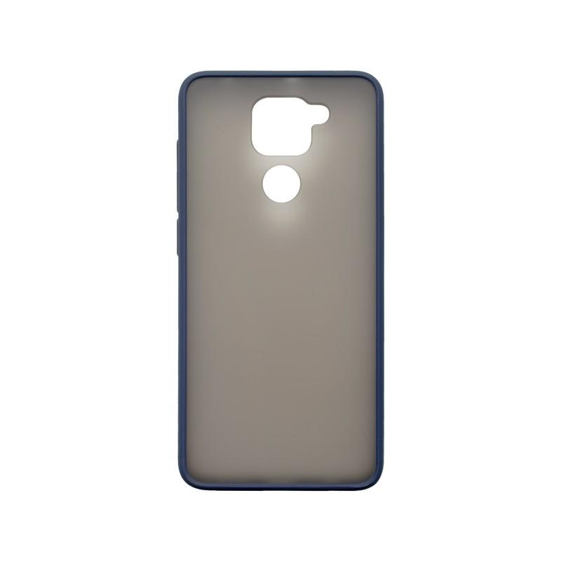 mobilNET plastové puzdro pre Xiaomi Redmi Note 9, tmavo modré, Season