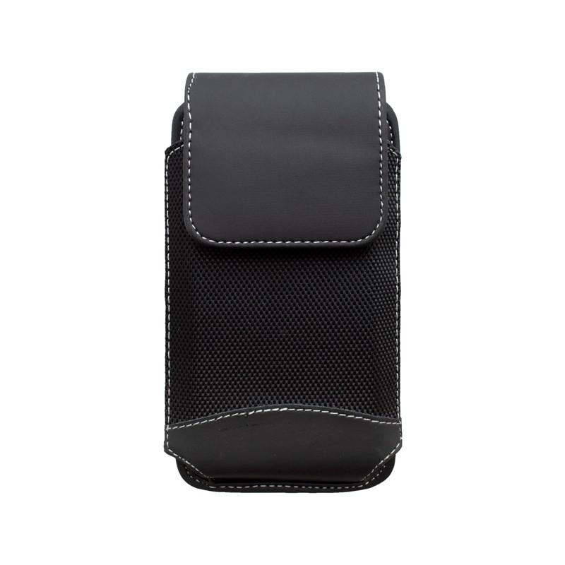 Univerzálne XL čierne vertikálne puzdro 180x95mm (Note 10+)