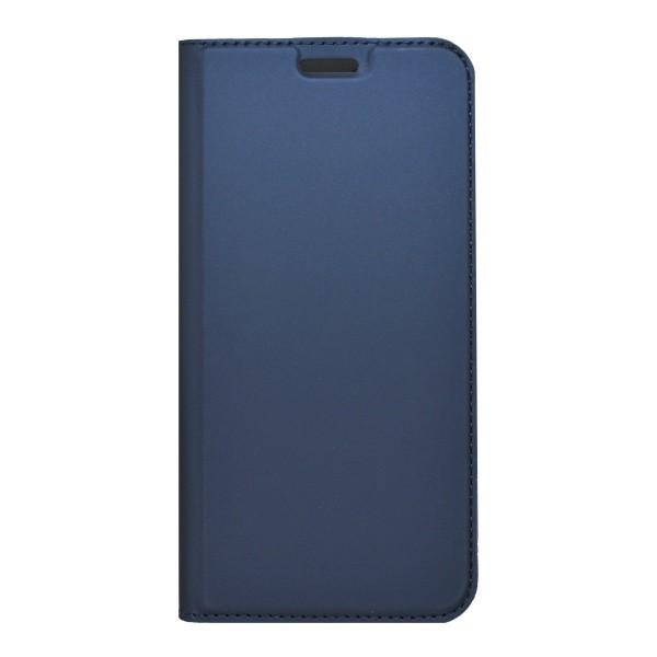 Knižkové puzdro Metacase Huawei P20 Lite modré