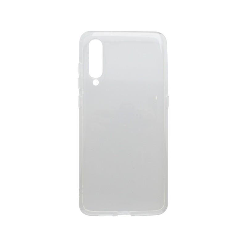mobilNET silikónové puzdro Xiaomi Mi 9 priehľadné, nelepivé