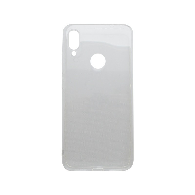 Silikónové puzdro Xiaomi Redmi Note 7 priehľadné, nelepivé