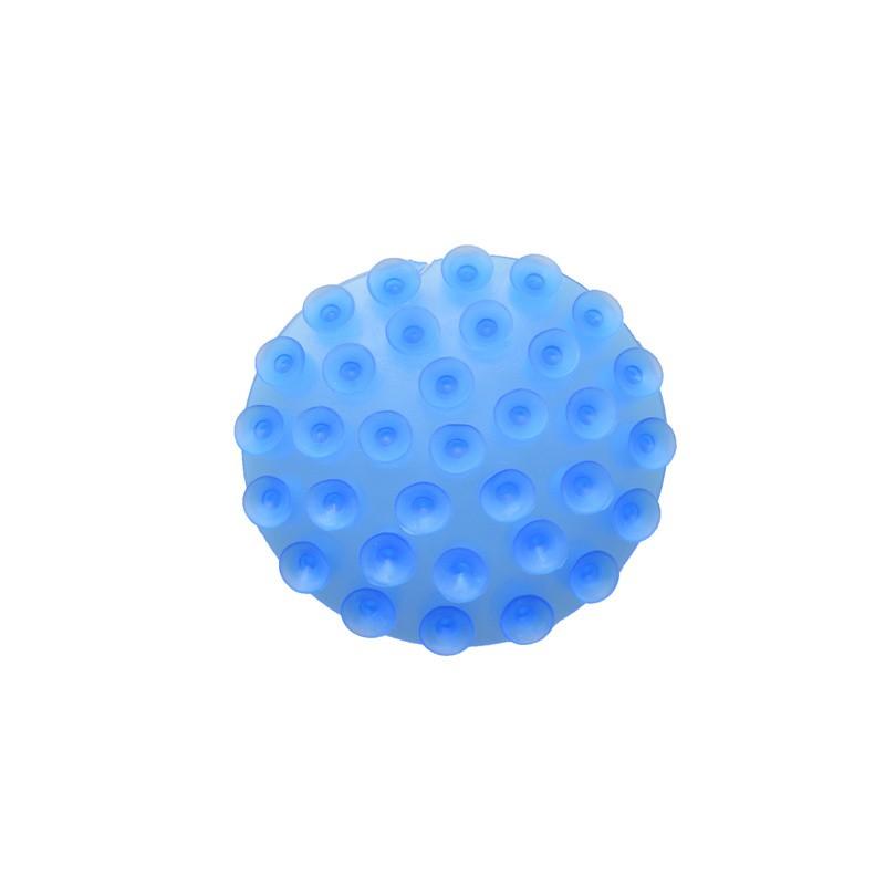 Modrá obojstranná prísavková podložka (8cm kruh)