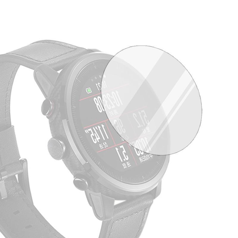 Univerzálne priehľadné okrúhle sklo (35mm) na hodinky