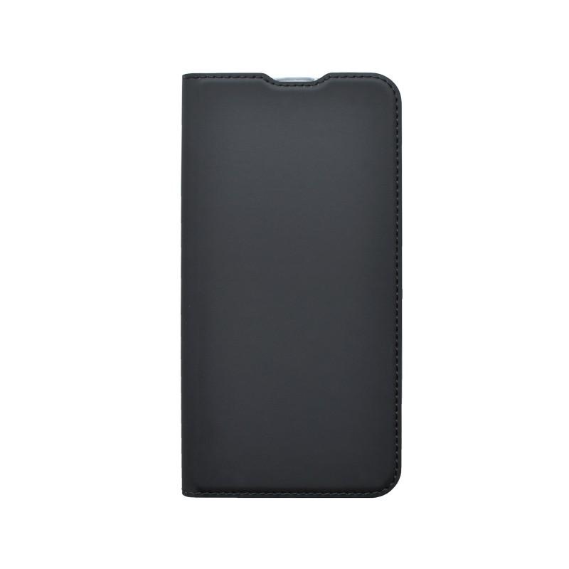 Knižkové puzdro Metacase Samsung Galaxy A71 čierne