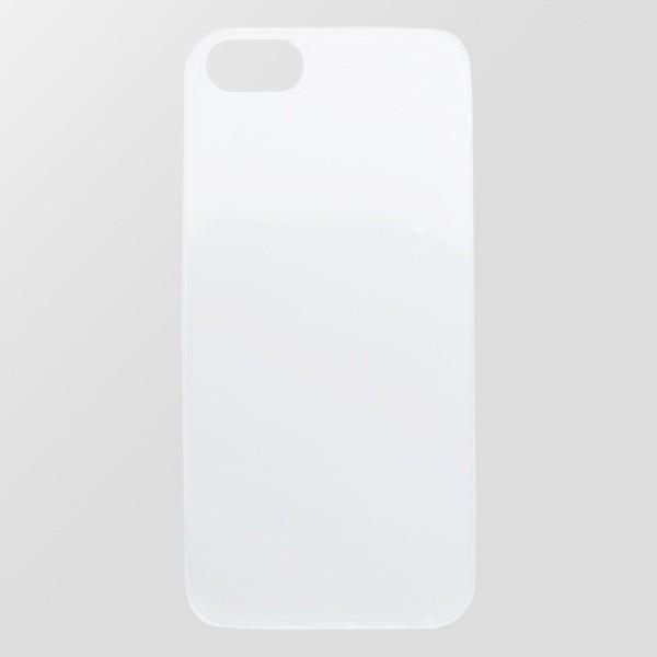 silikónové puzdro iPhone 5, transparentné