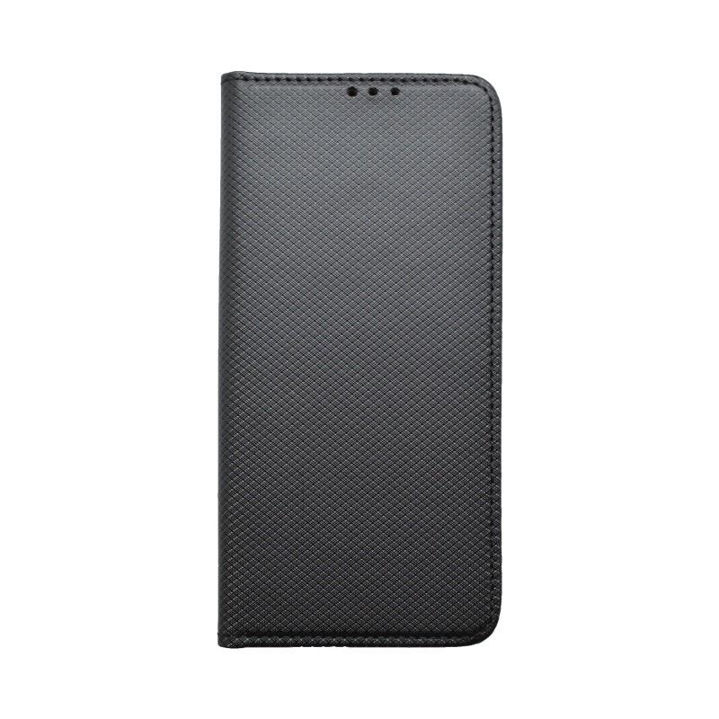 Mintás mappa mobiltok Samsung Galaxy S10 Plus fekete
