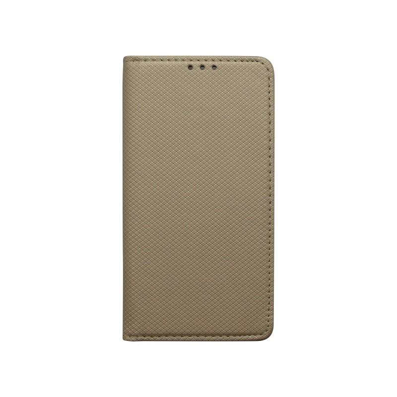 Mintás mappa mobiltok Samsung Galaxy S10e arany