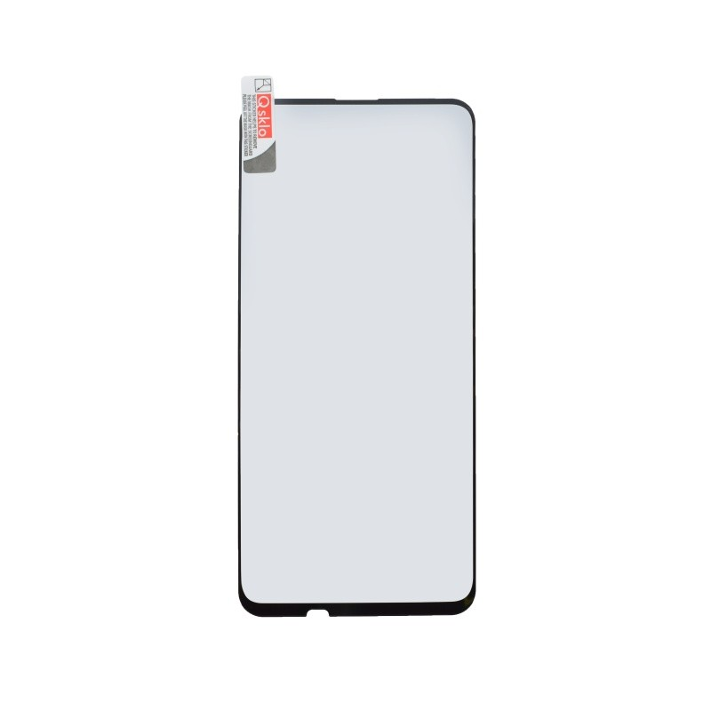 Kijelzővédő üveg Huawei P Smart Z, fekete, full glue, Q sklo