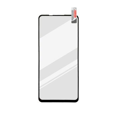 Xiaomi Redmi Note 9 Kijelzővédő üveg Full Glue, fekete