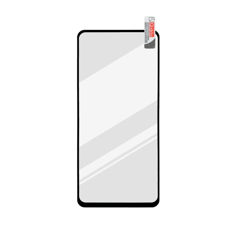 Xiaomi Mi 10T Pro Kijelzővédő üveg fekete, full glue
