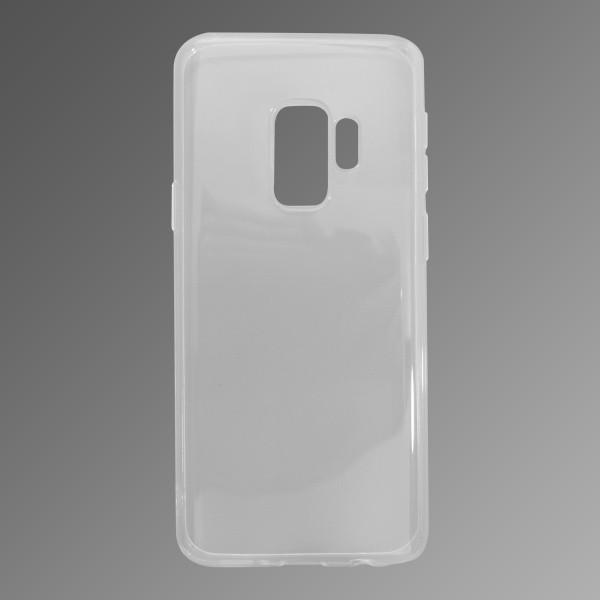Szilikon tapadásmentes tok Samsung Galaxy S9 átlátszós