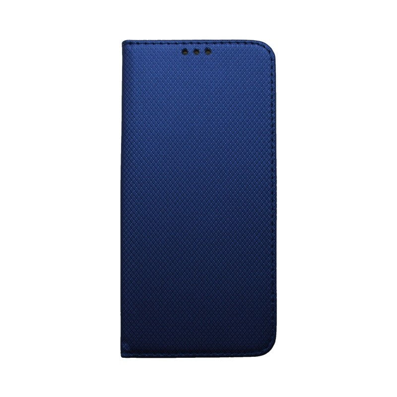 Mintás mappa tok Samsung Galaxy A50 sötét kék