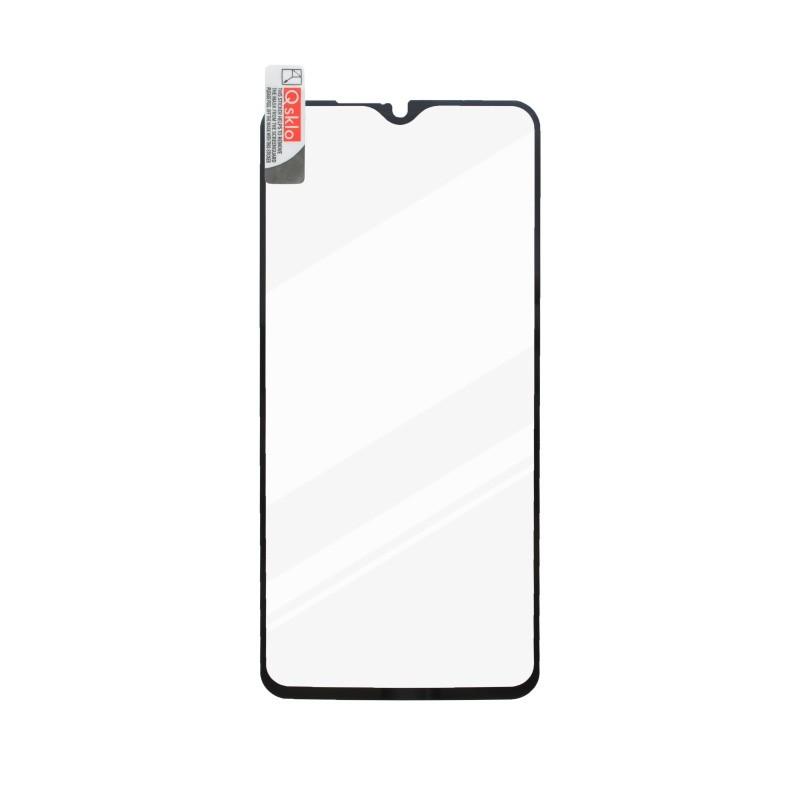 Kijelzővédő üveg Xiaomi Redmi Note 8 Pro fekete, full glue