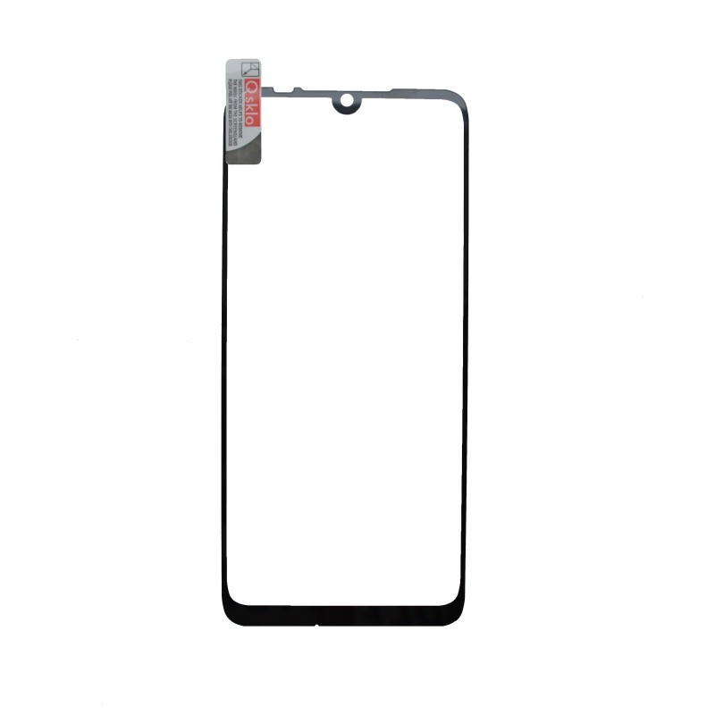 Kijelzővédő üveg Xiaomi Redmi Note 7 fekete, full glue
