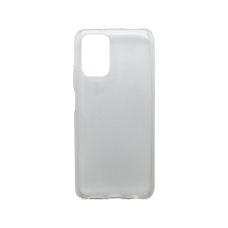 mobilNET Tapadásmentes hátlapvédő tok Xiaomi Redmi Note 10 / Xiaomi Redmi Note 10S átlátszó Moist 1.2mm