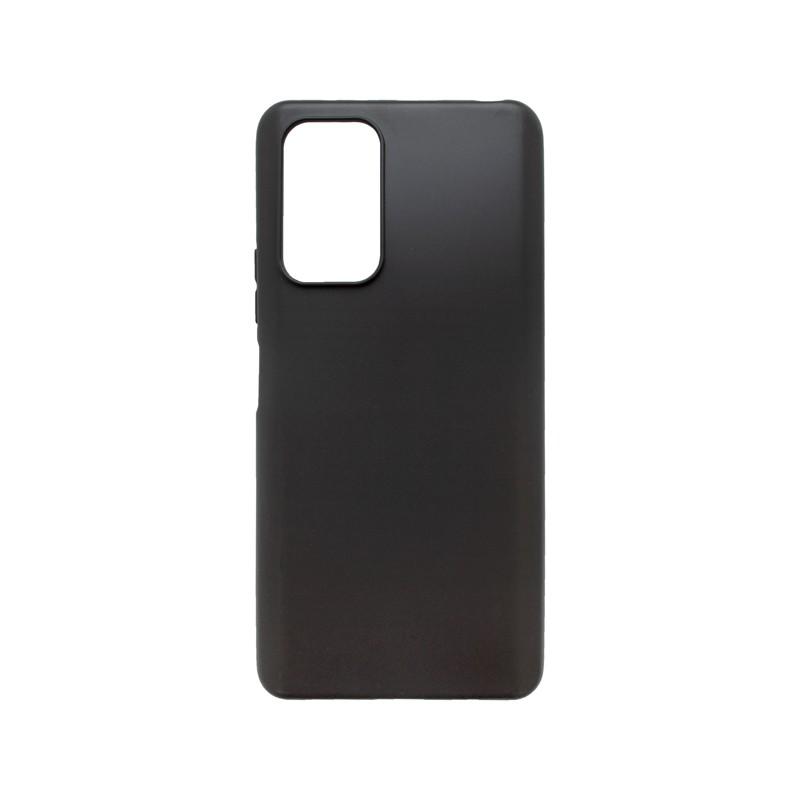 mobilNET Tapadásmentes hátlapvédő tok fekete, Xiaomi Redmi Note 10 Pro, Pudding