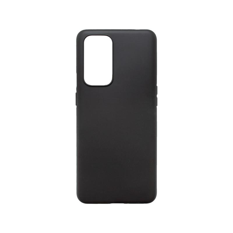 mobilNET Tapadásmentes hátlapvédő tok fekete OnePlus 9, Pudding