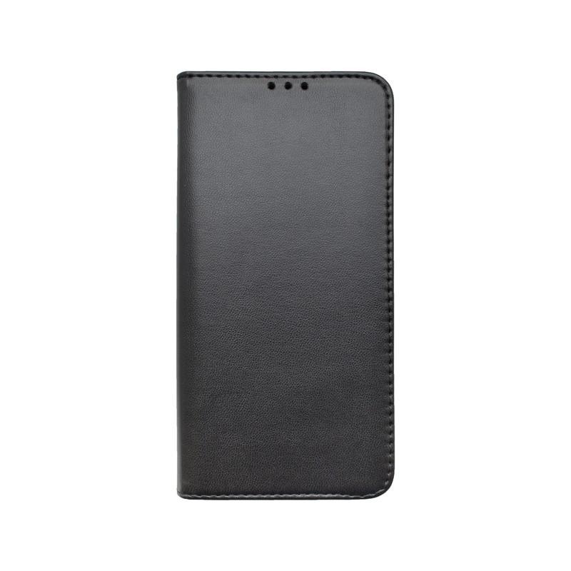 LG K52 Mappa mobiltok, fekete, Smart