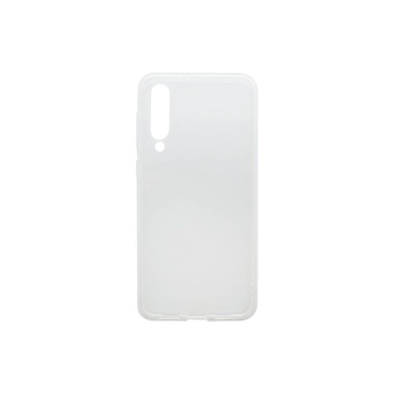 Tapadásmentes szilikon tok Xiaomi Mi 9 SE átlátszós