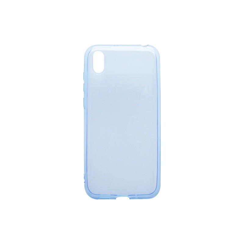 Tapadásmentes szilikon tok Huawei Y5 2019 kék
