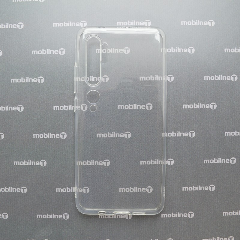 Tapadásmentes hátlapvédő tok Xiaomi Redmi Note 10 átlátszós