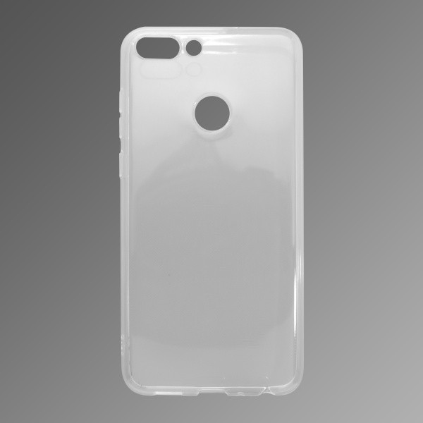 Silicone Non-Stick Cover Case Huawei P Smart Transparent