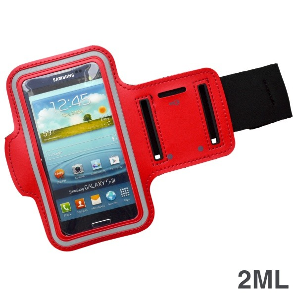 Sport Armband Case, 2ML, Red
