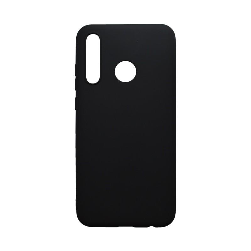 Silicone Cover Case Honor 20 Lite Black Matte