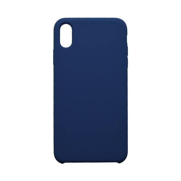 Protective Cover Case Silicon iPhone XS MAX Blue