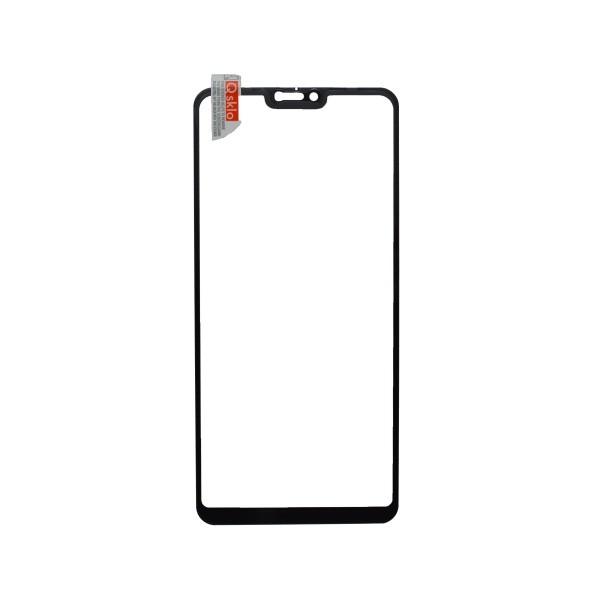 Tempered Glass Q sklo Xiaomi Mi 8 Lite Black, Fullcover