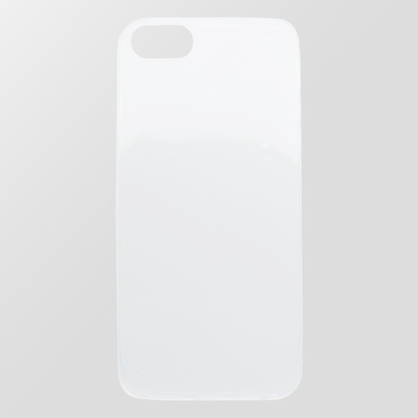 Rubber Case iPhone 5, Transparent