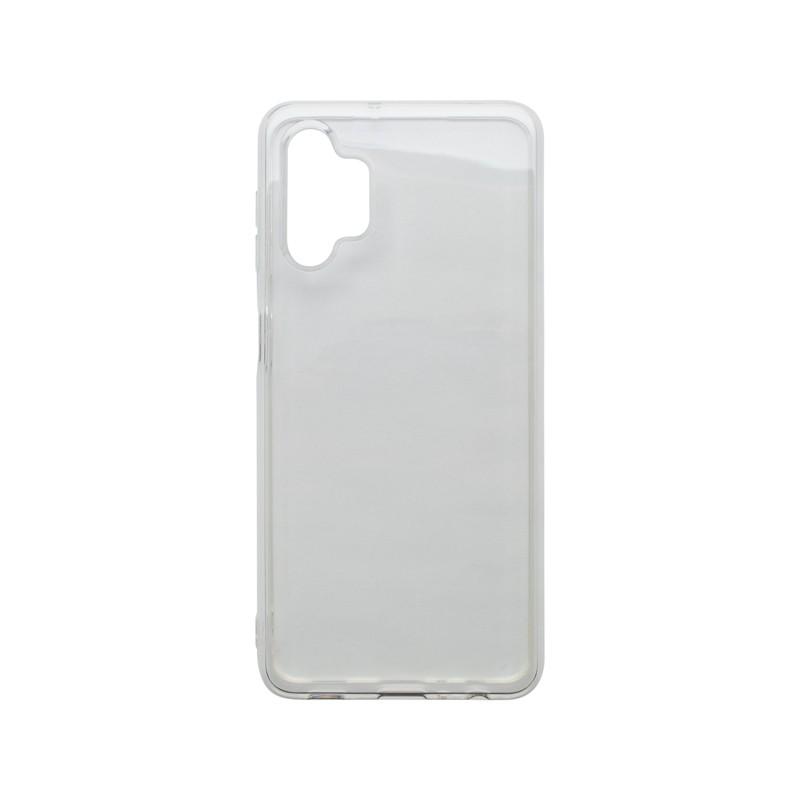 Samsung Galaxy A32 5G Non-Sticky Cover Case, Transparent Moist