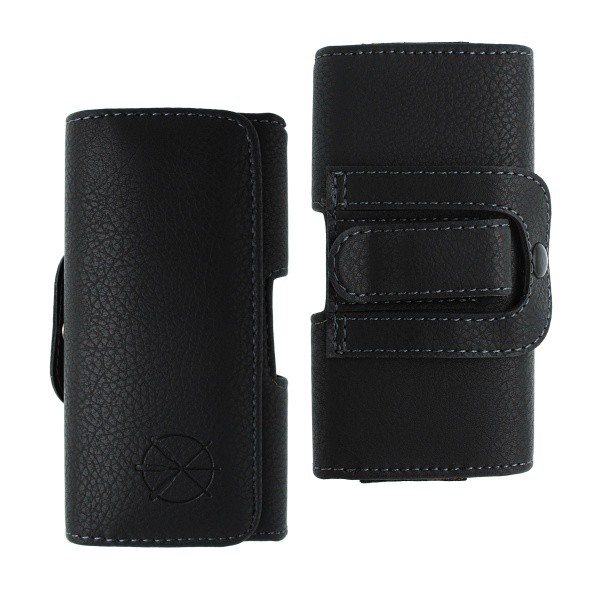 Belt Case Preppy, Size 4XL, Black