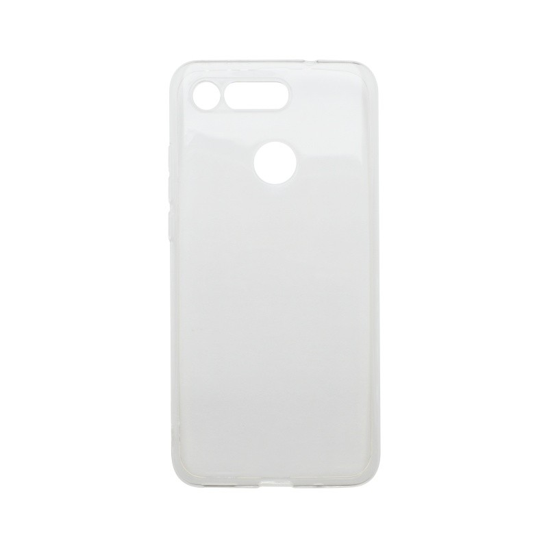 Silicon Case Honor View 20 Transparent