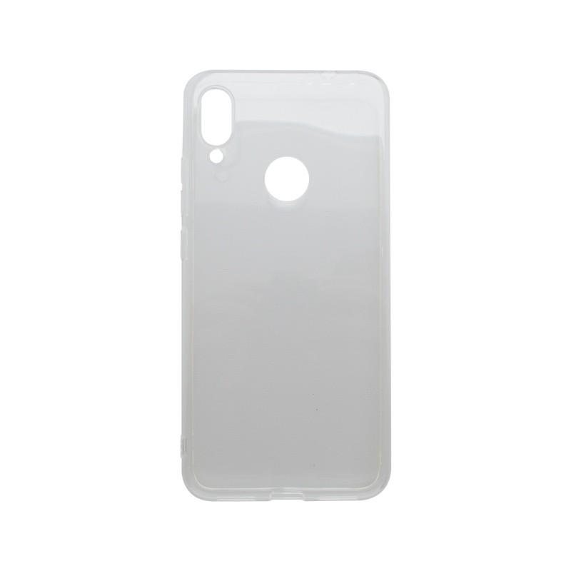 Silicon Non-Sticky Case Xiaomi Redmi Note 7 Transparent