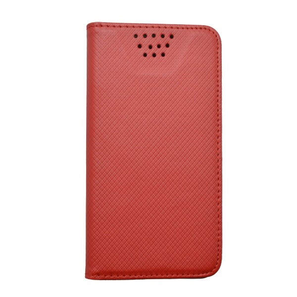 Universal Wallet Case, Screen 4.5-5.0, Red