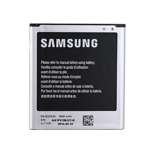 Phone battery Samsung Galaxy Grand 2 EB-B220AC 2600mAh, bulk
