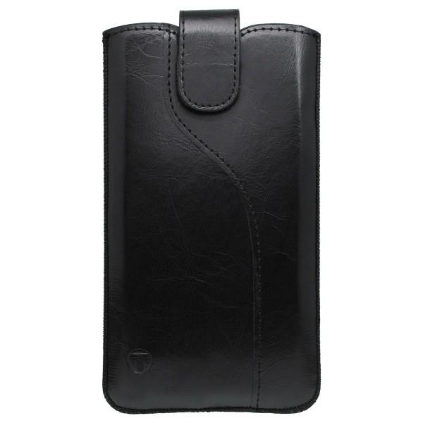 Leatherette Pouch, size 4XL