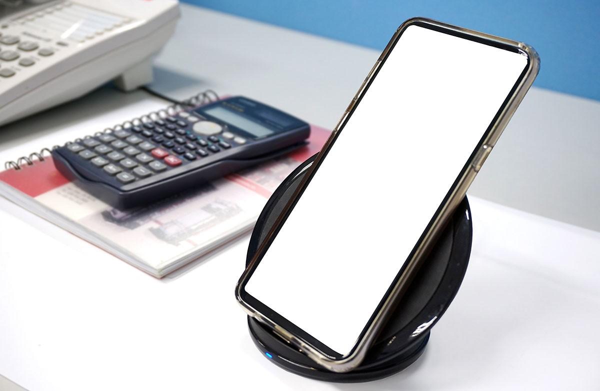Telefóny s podporou bezdrôtového nabíjania