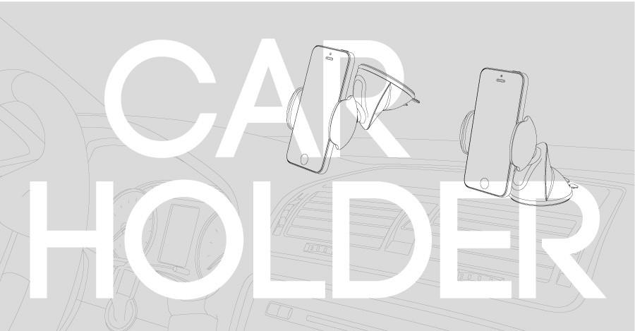 Sturdo univerzálny držiak na mobil do auta Nano