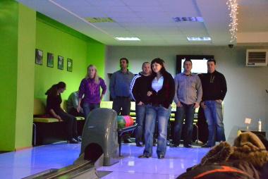 Rimavská Sobota, bowling 2012
