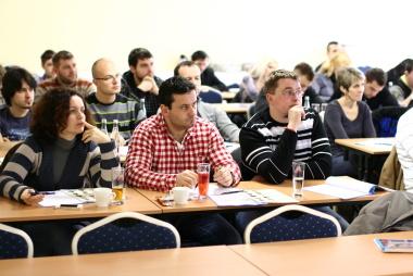 Školenie HCA 2013